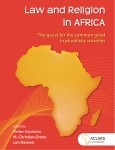 Stellenbosch Volume Cover from SUN Site